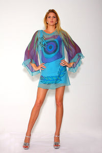 Heather Jones Bull's Eye Dress - Himelhoch's