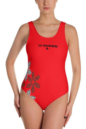 FYC Swim One-Piece Guard Swimsuit - Himelhoch's
