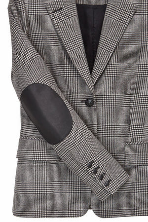 The Madelon (Schoolboy Patch Blazer) - Himelhoch's