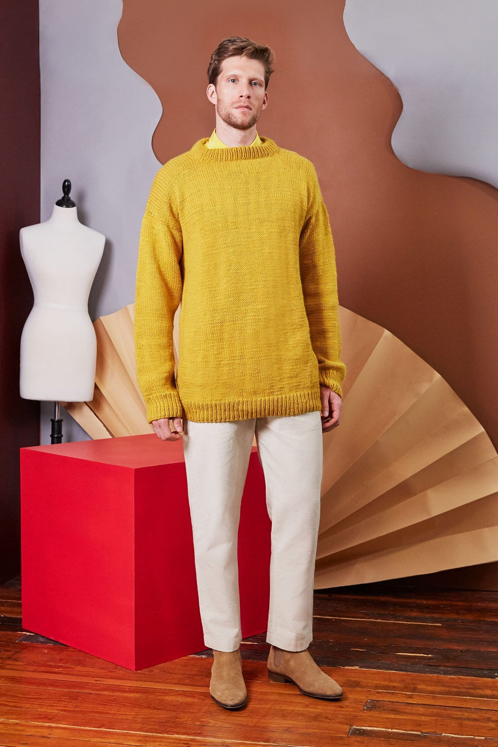 Allister Sweater - Himelhoch's