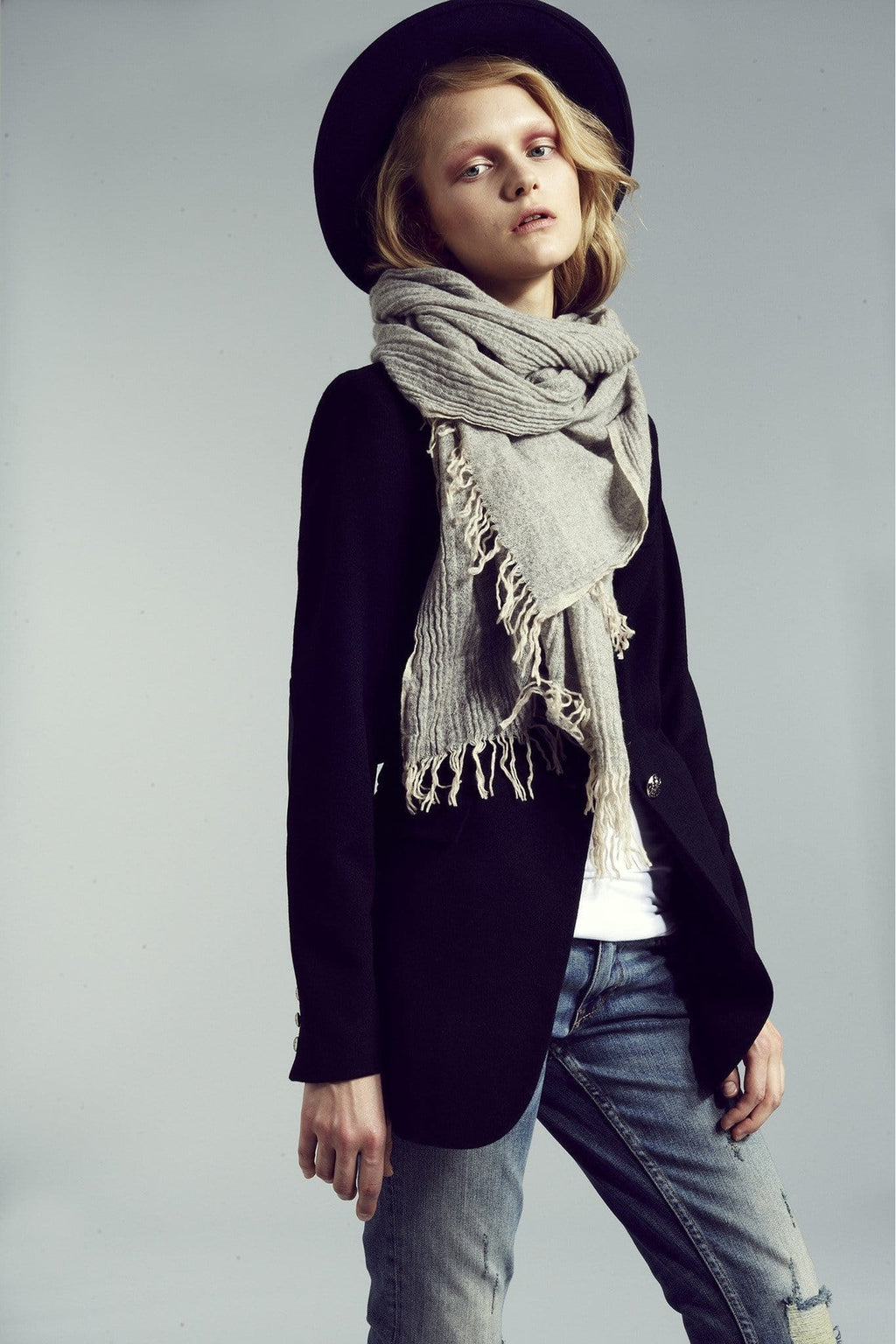 The Madison (Cashmere Blend Scarf) - Himelhoch's