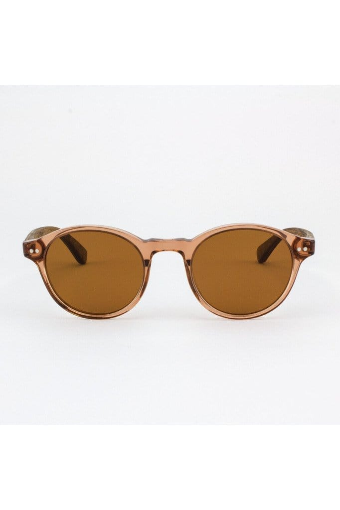 Collier - Acetate & Wood Sunglasses - Himelhoch's