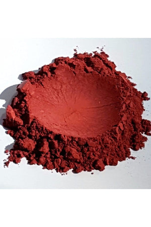 Natural Blush | Brick Red | Raw Beauty Minerals - Himelhoch's