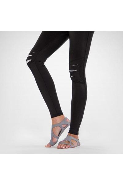 Lightly Padded Knee Yoga Pant - Himelhoch's