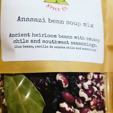 Anasazi bean soup mix