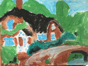 Little House - Autism Art