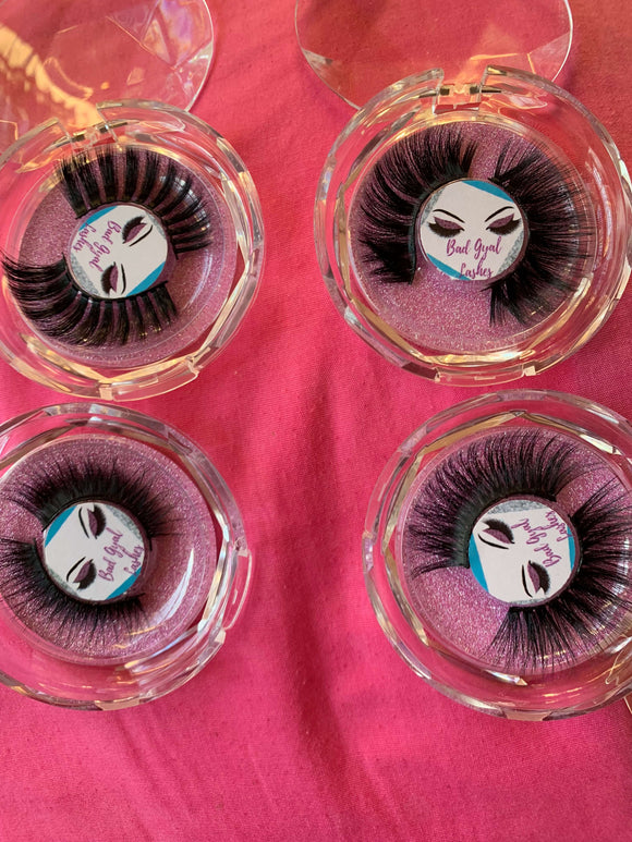 2 FOR $15 VEGAN MINK LASHES