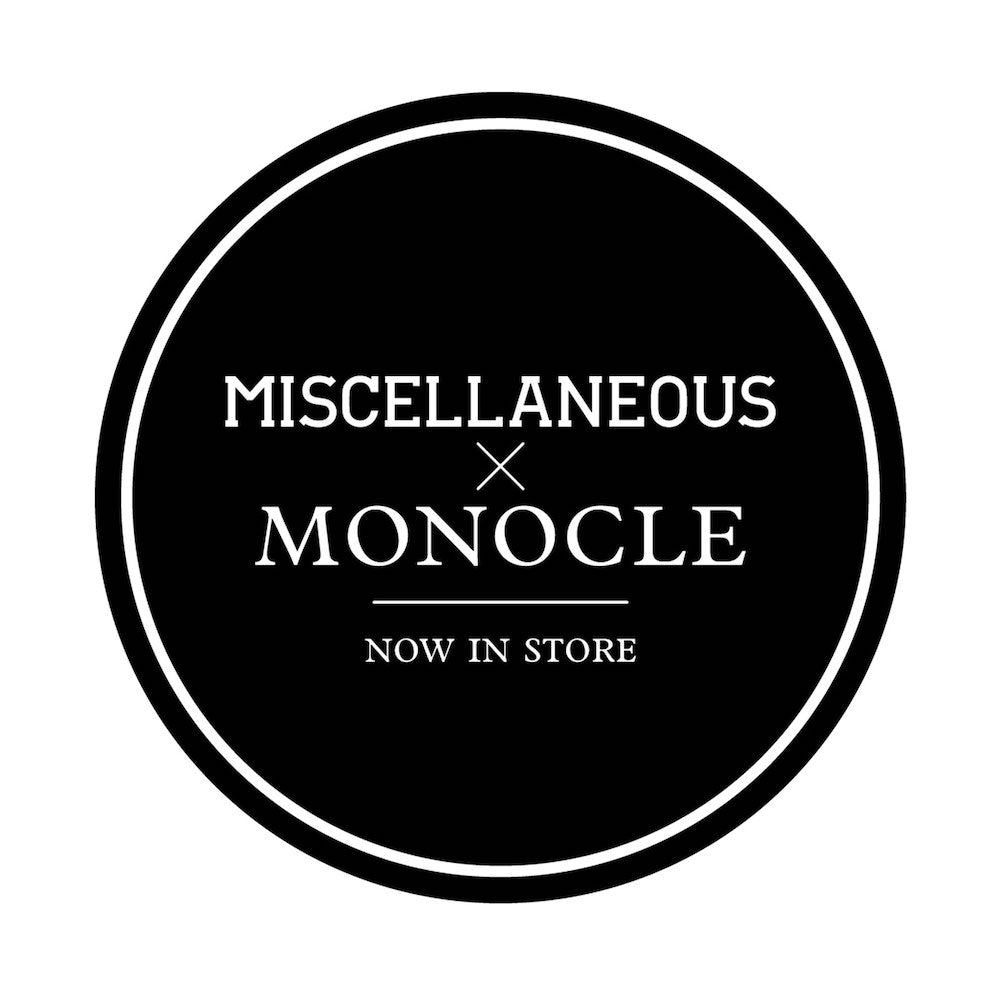 Monocle at Misc-store Amsterdam