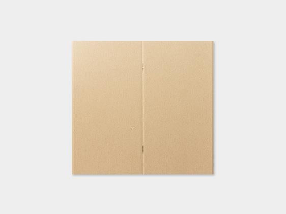 014. Kraft Paper (64pg) TRAVELER'S notebook
