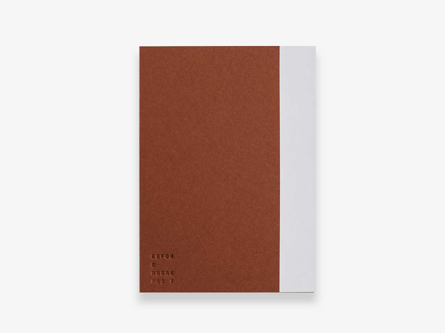 Everyday Notes Dot Grid - Earth Brown
