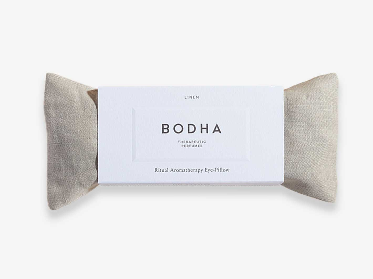 Aromatherapy Eye Pillow Linen - Natural