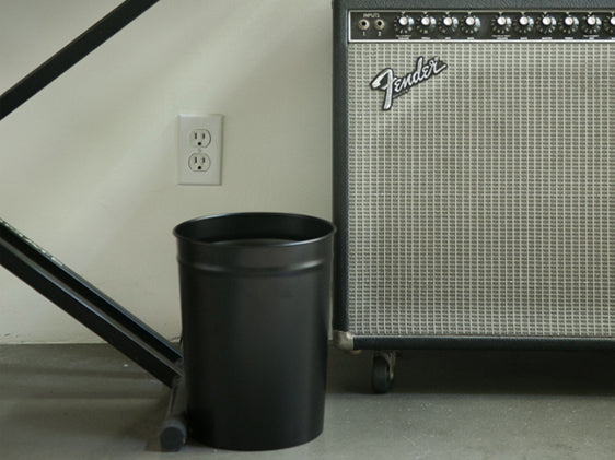 Waste Bucket S Black