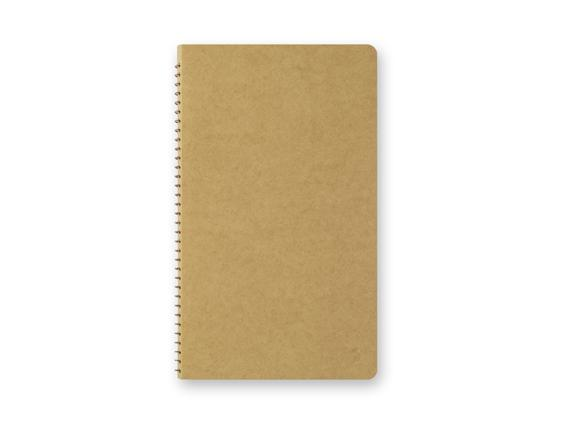 Card File A5 Slim Spiral Ring Notebook