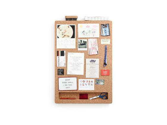 Portrait Pin Board
