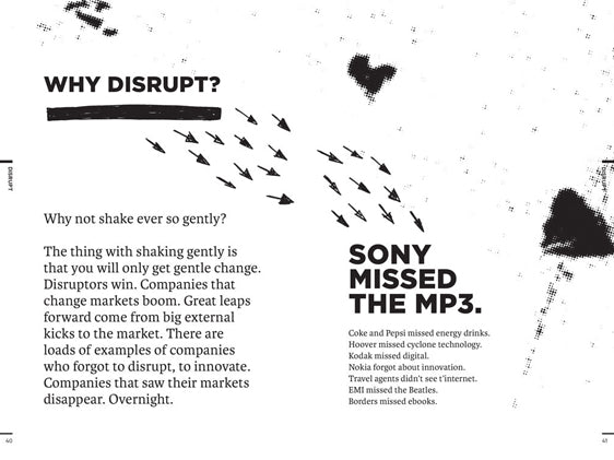 Do Disrupt by Markus Shayler
