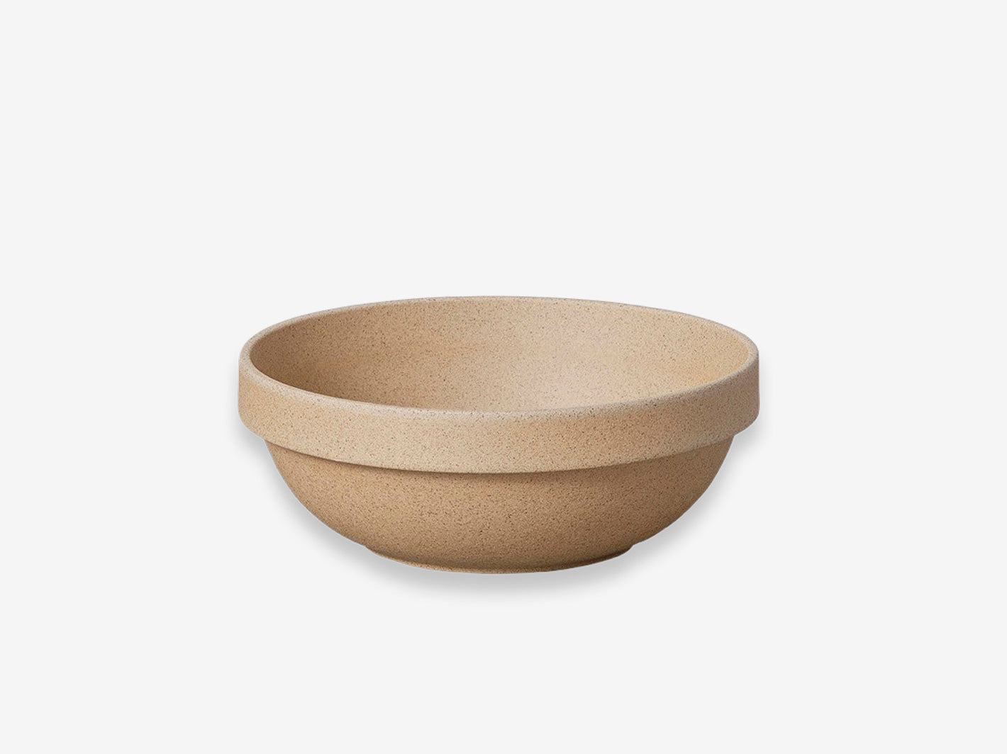 Bowl Round Natural 145x55