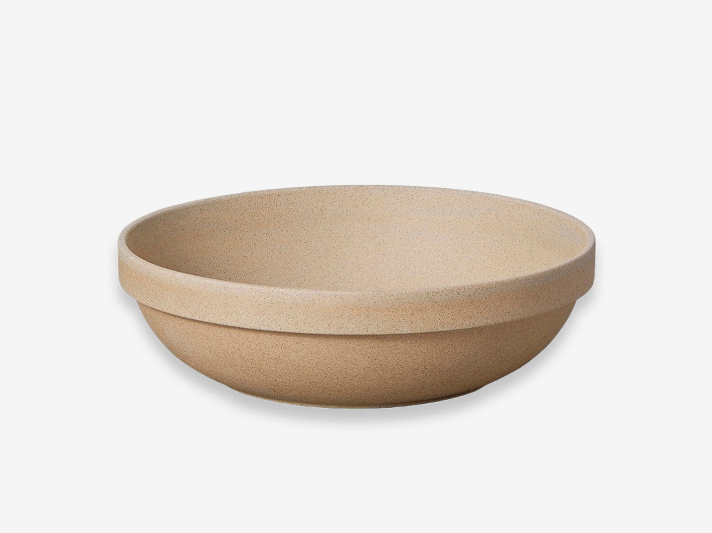 Bowl Round Natural 185x55