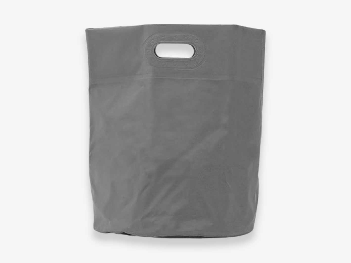 Tarp Bag Round M - Grey