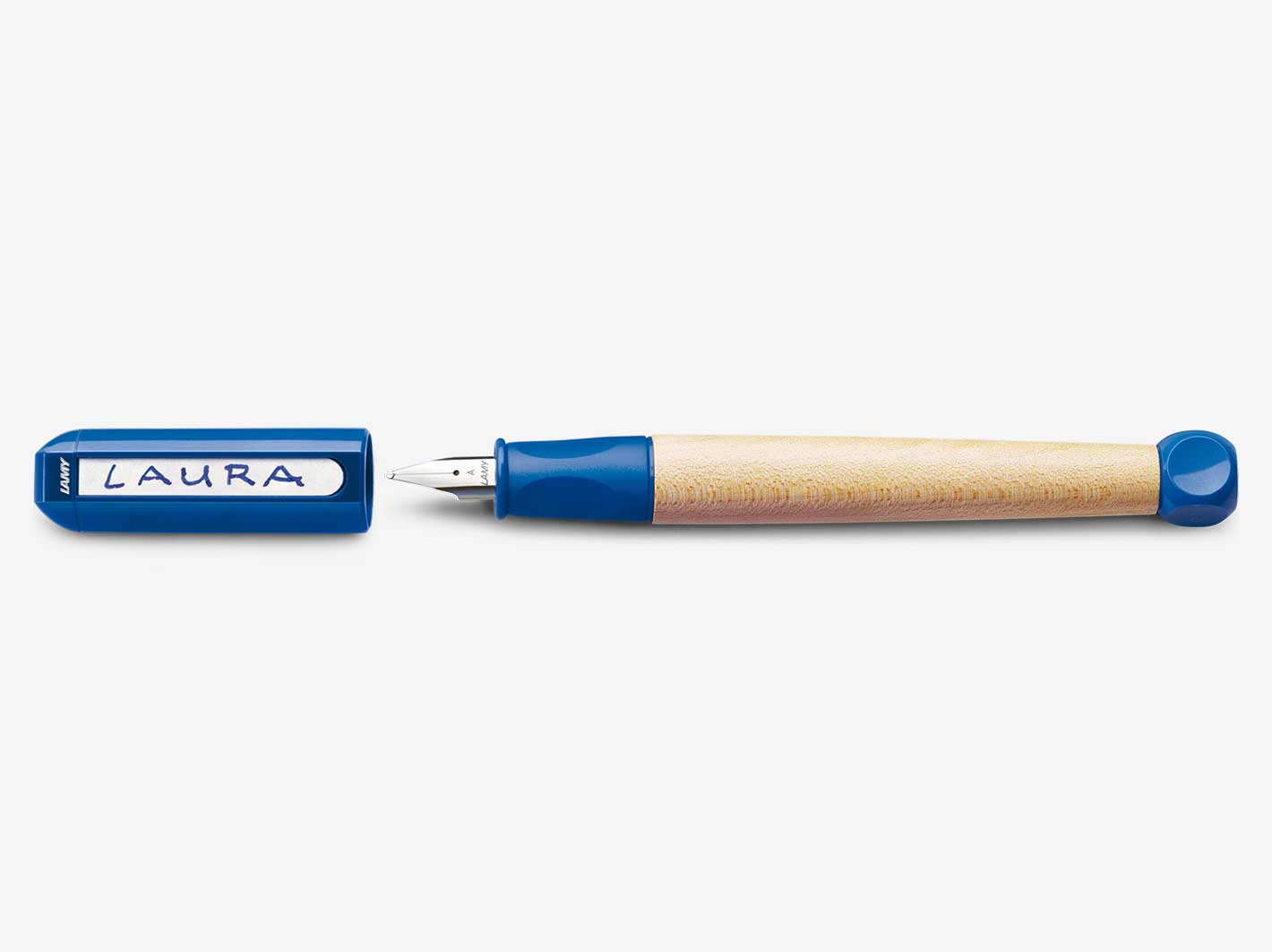 ABC Fountain Pen Blue