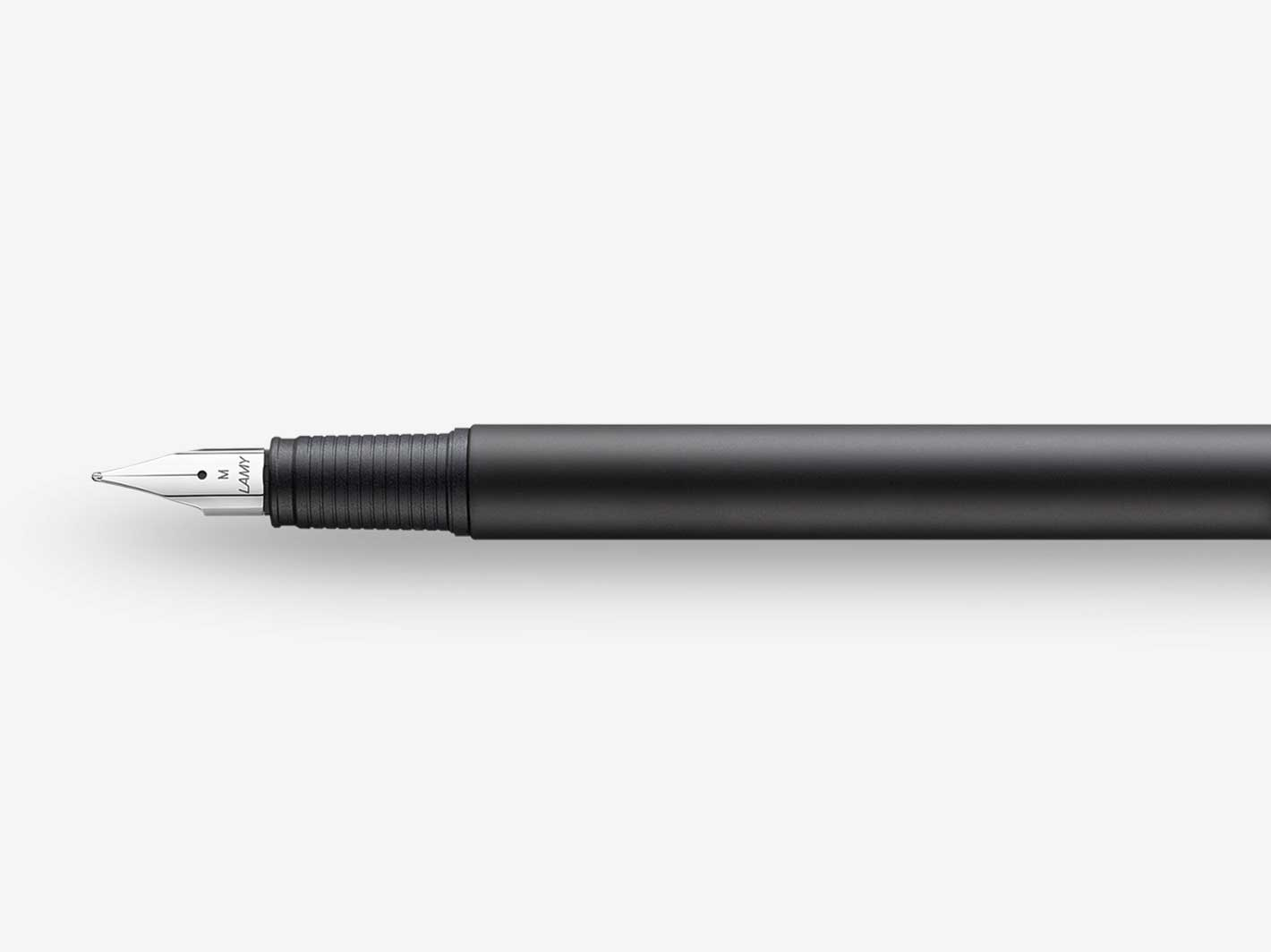 Pur Fountain Pen F Black