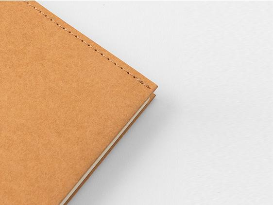 Paper Cover L Light Brown