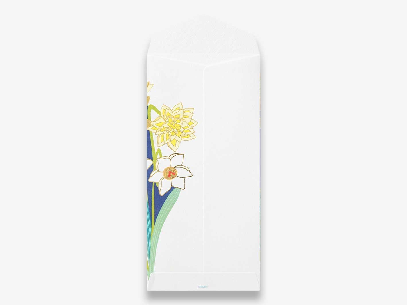 Silk Daffodil Envelopes