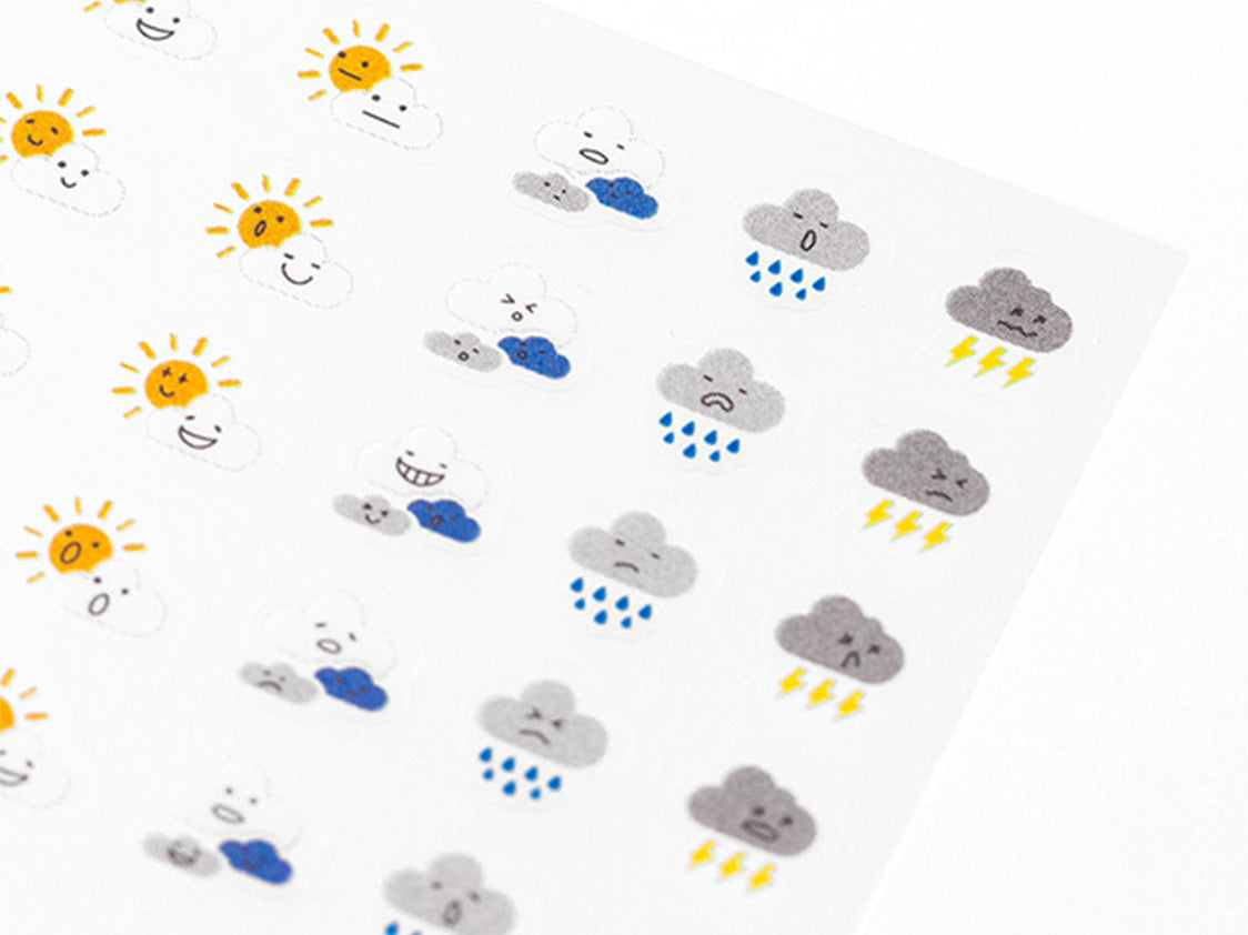Weather Diary Stickers