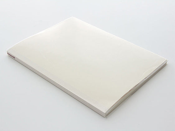 MD Notebook Plastic Cover L