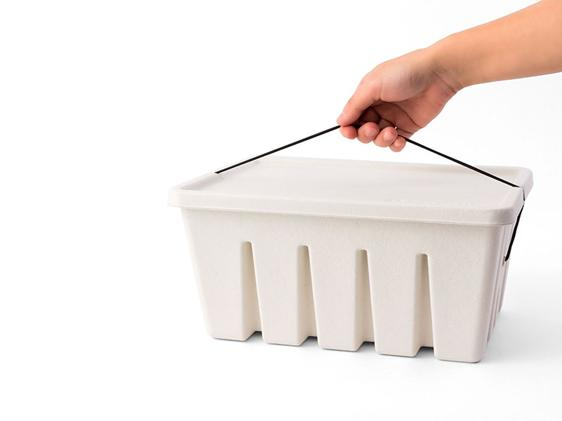 Pulp Tool Box XL White
