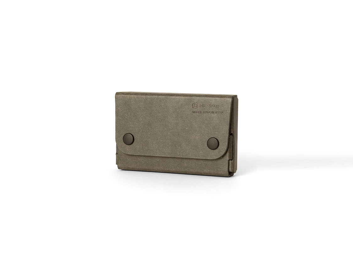 Pulp Pasco Card Holder Charcoal