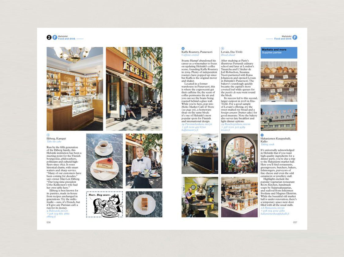 Helsinki: The Monocle Travel Guide Series