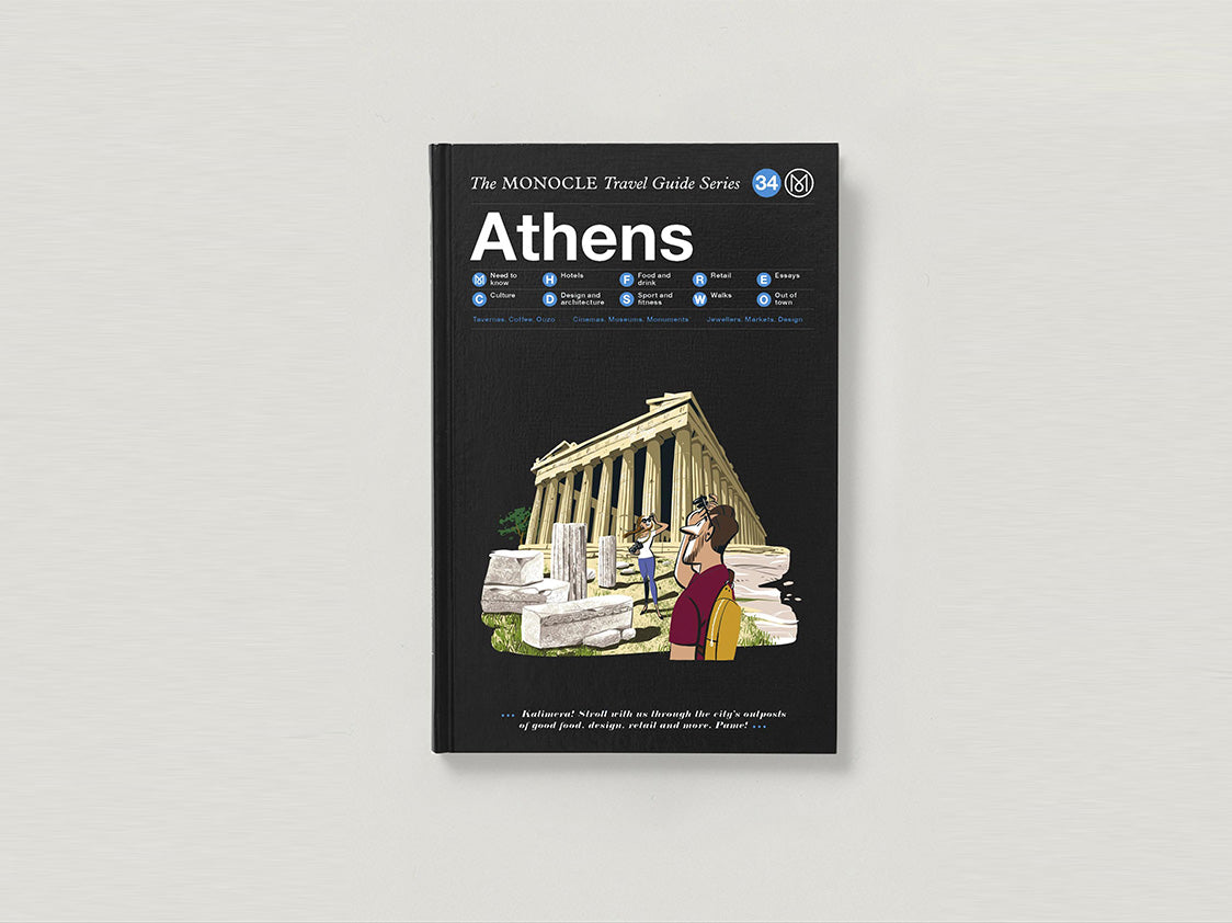 Athens: The Monocle Travel Guide Series