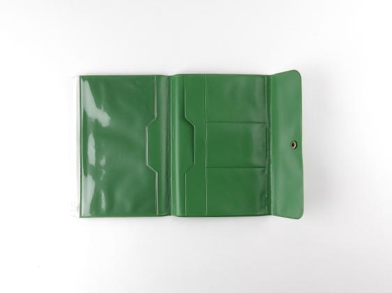General Purpose Case Travel Organiser Green