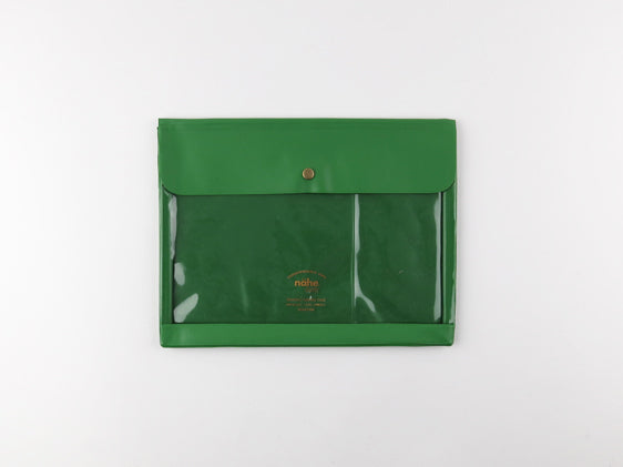 General Purpose Case A5 Green