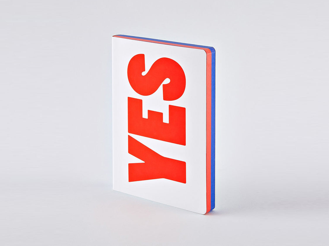 Yes / No Notebook L