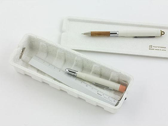Pulp Pen Case White