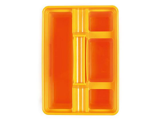 Storage Caddy Yellow