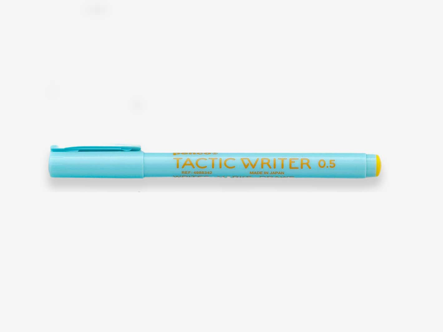 Tactic Writer 0.5 Yellow
