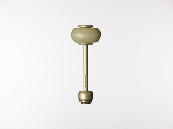 Horn Totem Key Holder White