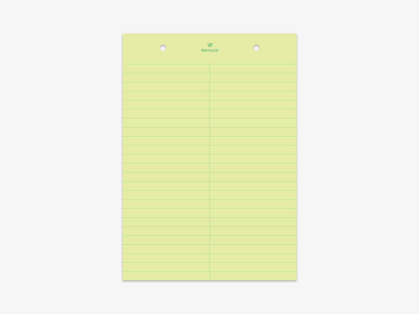 Steno Paper A5 (60 sheets) for Snap Pad