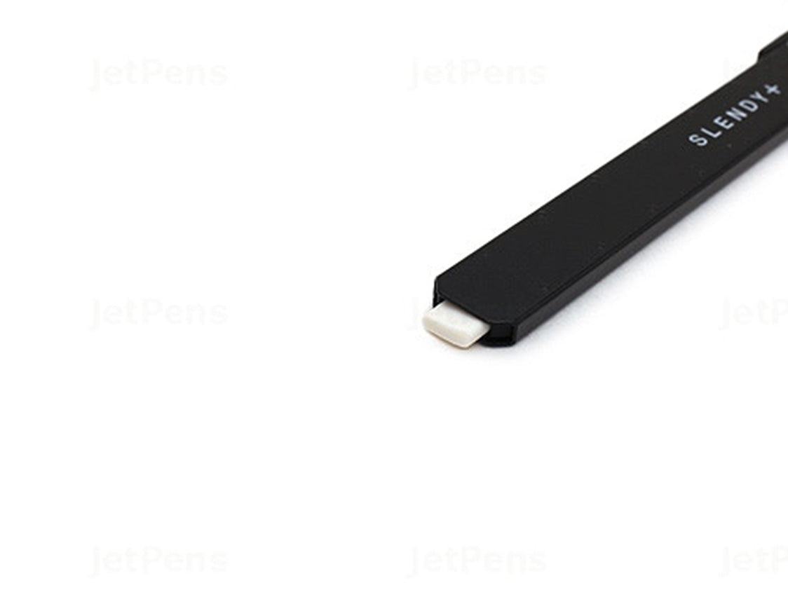 Slendy Plus Eraser Black