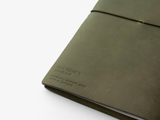 TRAVELER'S Notebook Olive Edition