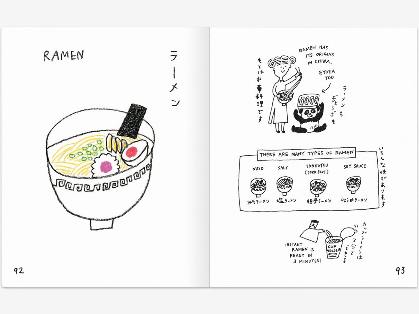 Yocci's Menu. A Notebook of Japanese Recipes
