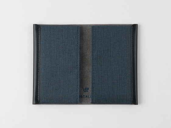 Business Card Holder Navy