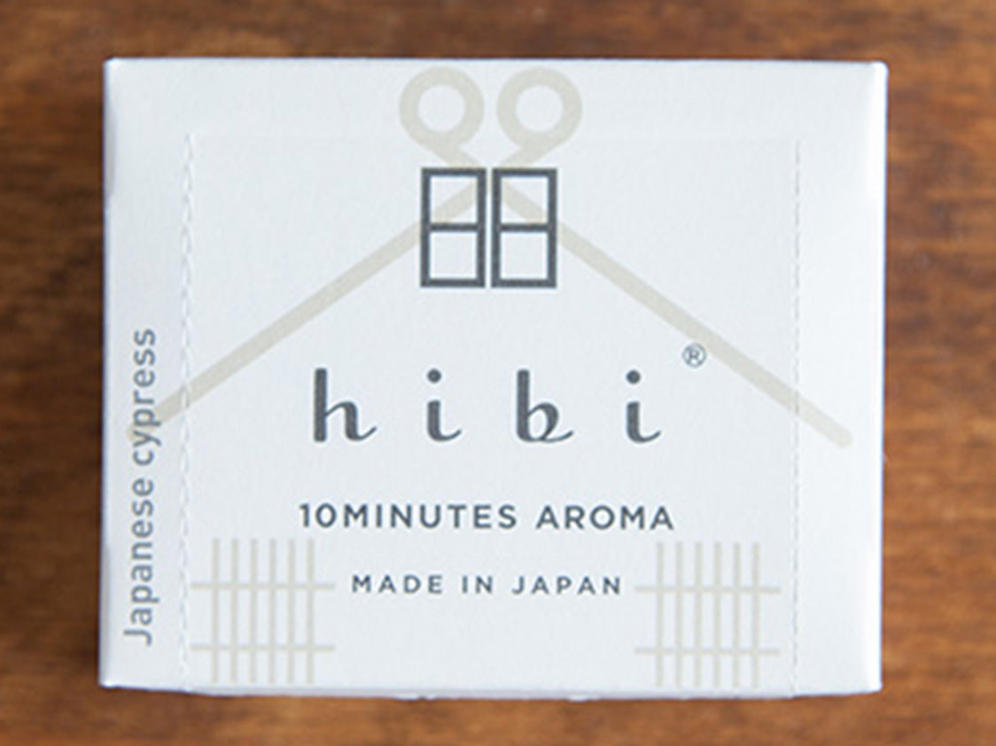 10 Minute Aroma Japanese Cypress - Large Box