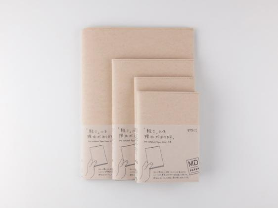 MD Notebook Paper Cover A5