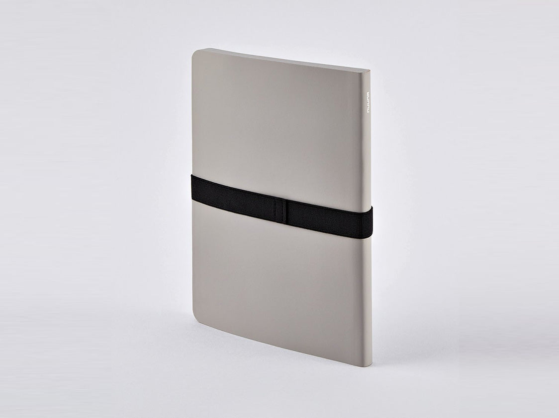 Not White, Grey Notebook