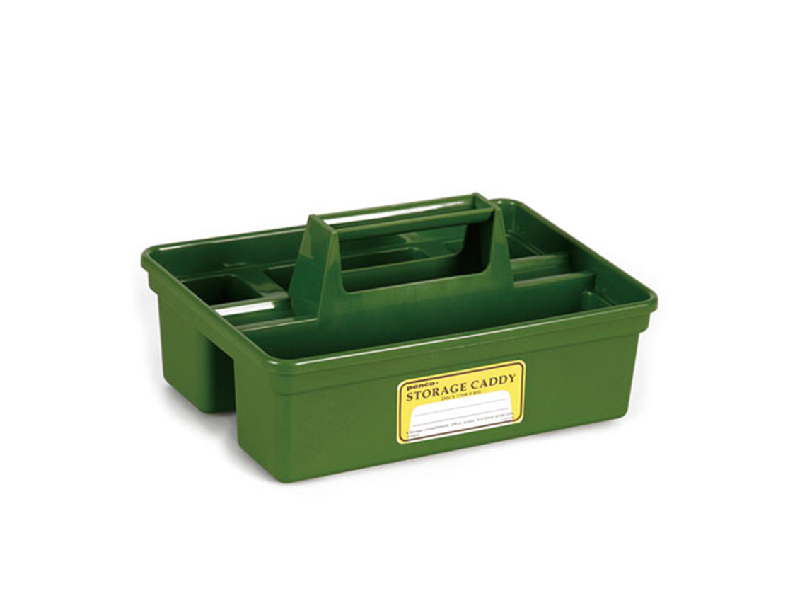 Storage Caddy Green