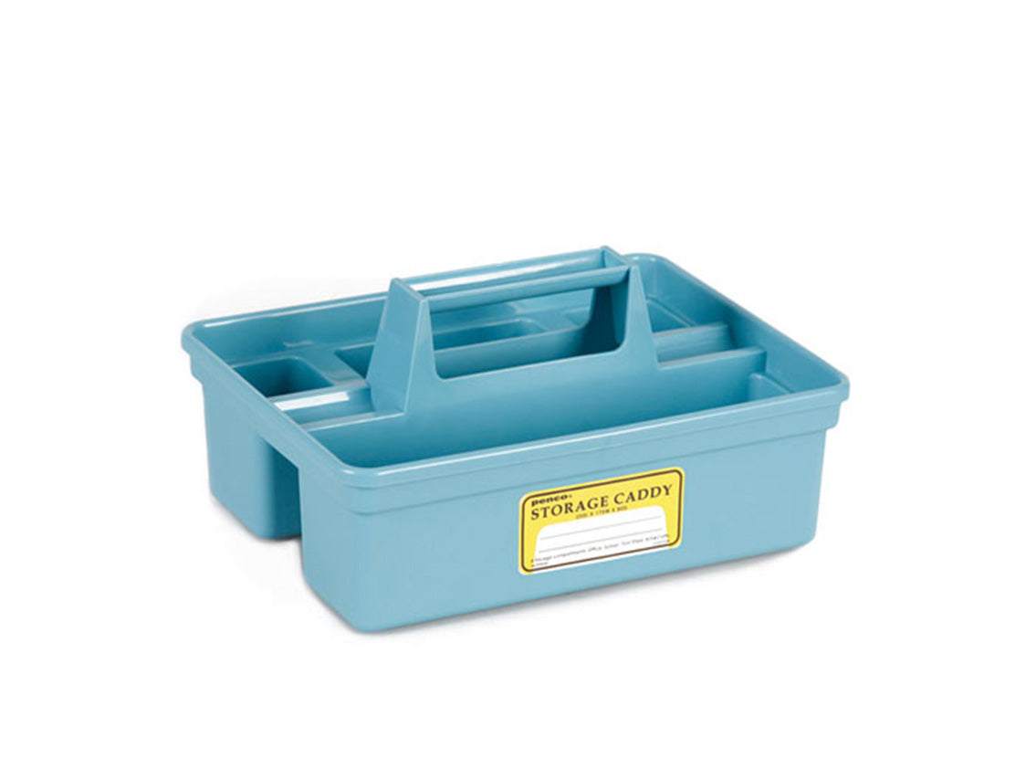 Storage Caddy Light Blue