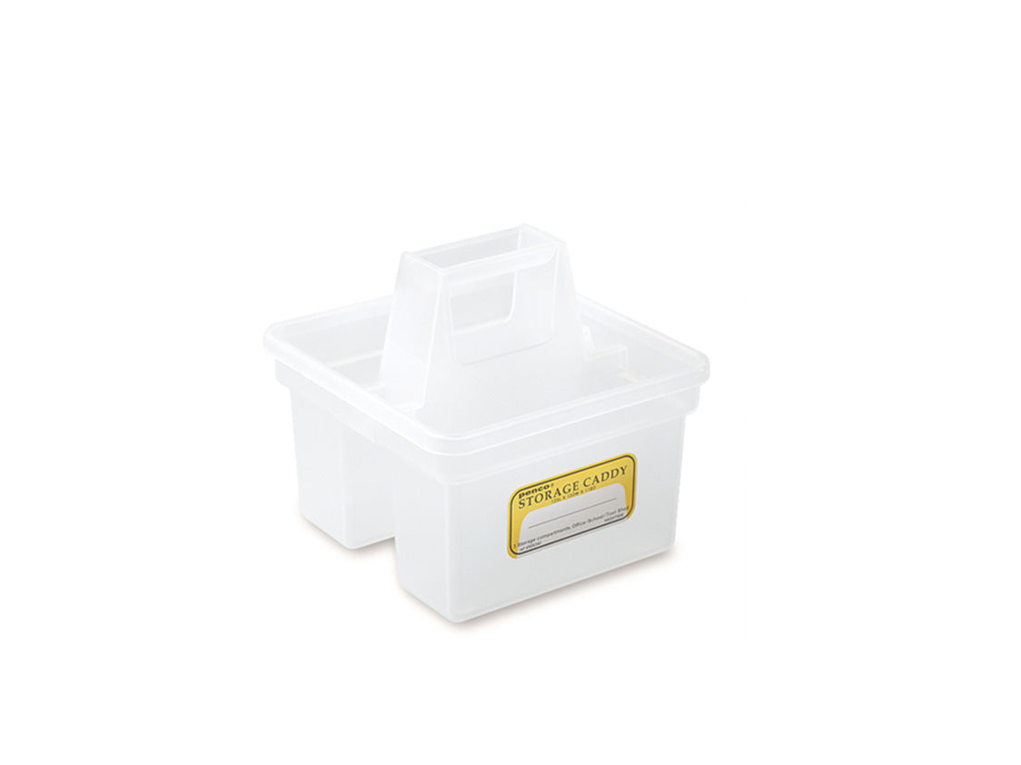 Storage Caddy Small Clear